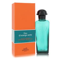 Eau D'orange Verte Perfume by Hermes 3.3 oz Eau De Cologne Spray (Unisex)