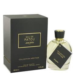 Eau De Patou Perfume by Jean Patou 3.3 oz Eau De Toilette Spray (Heritage Collection)