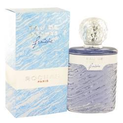 Eau De Rochas Fraiche Perfume by Rochas 7.4 oz Eau De Toilette