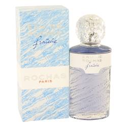 Eau De Rochas Fraiche Perfume by Rochas, 3.4 oz Eau De Toilette Spray for Women