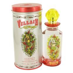 Ed Hardy Villain Perfume by Christian Audigier 4.2 oz Eau De Parfum Spray