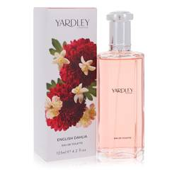 English Dahlia Perfume by Yardley London, 4.2 oz Eau De Toilette Spray for Women