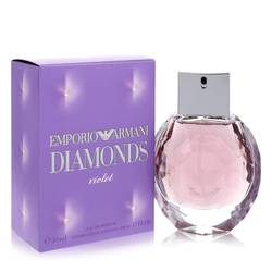 Emporio Armani Diamonds Violet Perfume by Giorgio Armani, 1.7 oz Eau De Parfum Spray for Women