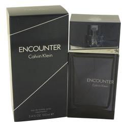 Encounter Cologne by Calvin Klein, 3.4 oz EDT Spray for Men