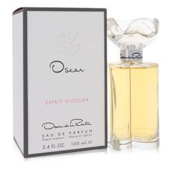 Esprit D'oscar Perfume by Oscar De La Renta, 3.4 oz Eau De Parfum Spray for Women