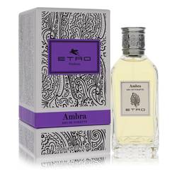 Ambra Perfume by Etro, 3.3 oz Eau De Toilette Spray (Unisex) for Women