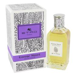 Etro Greene Street Perfume by Etro, 3.3 oz Eau De Toilette Spray (Unisex) for Women