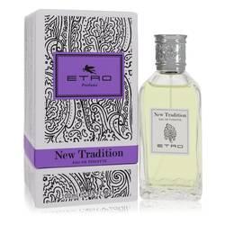 New Traditions Perfume by Etro, 3.4 oz Eau De Toilette Spray (Unisex) for Women