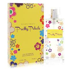 Pretty Petals Perfume by Ellen Tracy, 75 ml Eau De Parfum Spray for Women