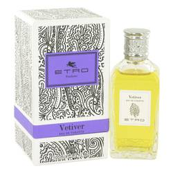 Etro Vetiver Perfume by Etro, 100 ml Eau De Toilette Spray (Unisex) for Women from FragranceX.com