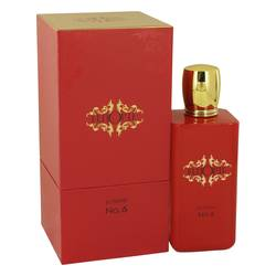Eutopie No. 6 Perfume by Eutopie, 100 ml Eau De Parfum Spray for Women