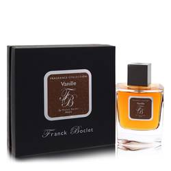 Franck Boclet Vanille Cologne by Franck Boclet, 100 ml Eau De Parfum Spray (Unisex) for Men