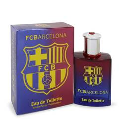Fc Barcelona Cologne by Air Val International, 100 ml Eau De Toilette Spray for Men