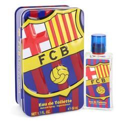 Fc Barcelona Cologne by Air Val International, 50 ml Eau De Toilette Spray for Men