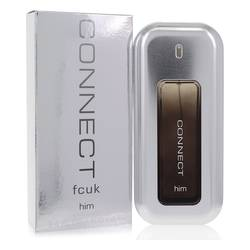 Fcuk Connect Cologne by French Connection, 3.4 oz Eau De Toilette Spray for Men