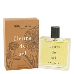 Fleurs De Sel Perfume by Miller Harris, 3.4 oz Eau De Parfum Spray for Women