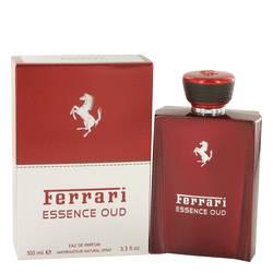 Ferrari Essence Oud Cologne by Ferrari, 3.3 oz Eau De Parfum Spray for Men