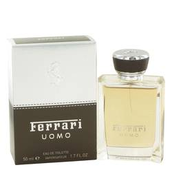 Ferrari Uomo Cologne by Ferrari, 50 ml Eau De Toilette Spray for Men