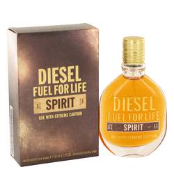 Fuel For Life Spirit Cologne by Diesel, 50 ml Eau De Toilette Spray for Men