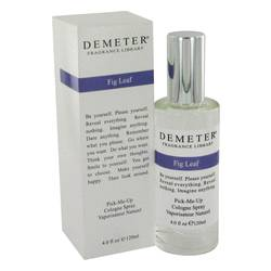 Demeter Perfume by Demeter 4 oz Fig Leaf Cologne Spray