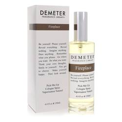 Demeter Perfume by Demeter 4 oz Fireplace Cologne Spray