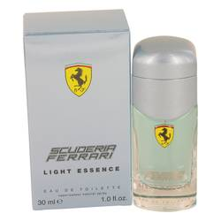 Ferrari Light Essence Cologne by Ferrari, 1 oz Eau De Toilette Spray for Men