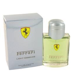 Ferrari Light Essence Cologne by Ferrari 2.5 oz Eau De Toilette Spray