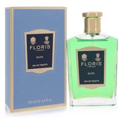 Floris Elite Cologne by Floris, 3.4 oz Eau De Toilette Spray for Men