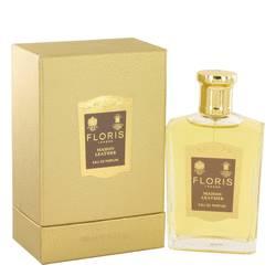 Floris Mahon Leather Perfume by Floris, 3.4 oz Eau De Parfum Spray for Women