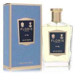 Floris No 89 Cologne by Floris, 3.4 oz Eau De Toilette Spray for Men