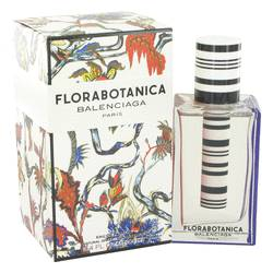 Florabotanica Perfume by Balenciaga, 3.4 oz Eau De Parfum Spray for Women