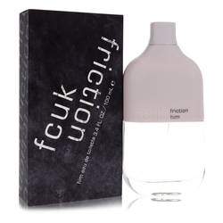 Fcuk Friction Cologne by French Connection 3.4 oz Eau De Toilette Spray
