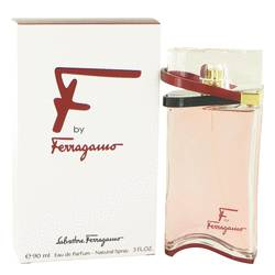 F Perfume by Salvatore Ferragamo, 90 ml Eau De Parfum Spray for Women