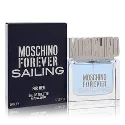 Moschino Forever Sailing Cologne by Moschino, 50 ml Eau De Toilette Spray for Men