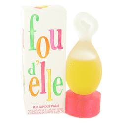 Fou D'elle Perfume by Ted Lapidus 3.33 oz Eau De Toilette Spray