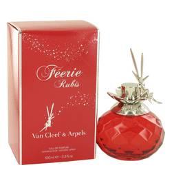 Feerie Rubis Perfume by Van Cleef & Arpels, 3.3 oz Eau De Parfum Spray for Women