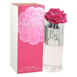 Fubu Heritage Sheer Perfume by Fubu, 3.4 oz Eau De Parfum Spray for Women