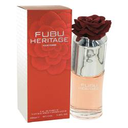 Fubu Heritage Perfume by Fubu, 100 ml Eau De Parfum Spray for Women