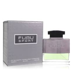 Fubu Sport Cologne by Fubu, 3.4 oz Eau De Toilette Spray for Men
