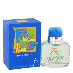 Fun Water Cologne by De Ruy Perfumes, 50 ml Eau De Toilette (unisex) for Men
