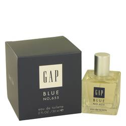 Gap Blue No. 655 Cologne by Gap, 60 ml Eau De Toilette Spray for Men