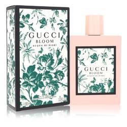 Gucci Bloom Acqua Di Fiori Perfume by Gucci, 100 ml Eau De Toilette Spray for Women