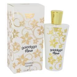 Golddigga Fleur Perfume by Golddigga, 3.4 oz Eau De Parfum Spray for Women