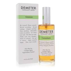 Demeter Perfume by Demeter 4 oz Geranium Cologne Spray