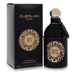Santal Royal Perfume by Guerlain, 4.2 oz Eau De Parfum Spray for Women