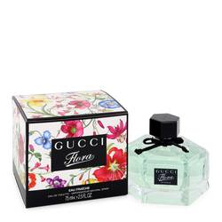 Flora Perfume by Gucci 2.5 oz Eau De Fraiche Spray