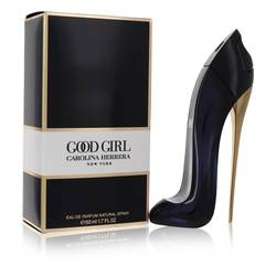 Good Girl Perfume by Carolina Herrera, 50 ml Eau De Parfum Spray for Women