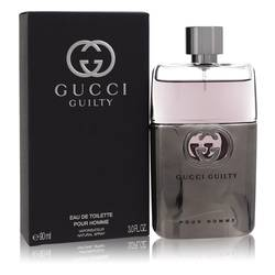 Gucci Guilty Cologne by Gucci 3 oz Eau De Toilette Spray