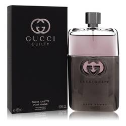 Gucci Guilty Cologne by Gucci 5 oz Eau De Toilette Spray