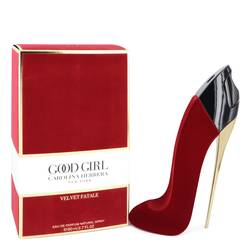 Good Girl Velvet Fatale Perfume by Carolina Herrera, 80 ml Eau De Parfum Spray for Women
